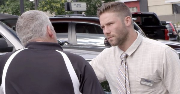 Julian Edelman Suits Up For Prime Motor Group